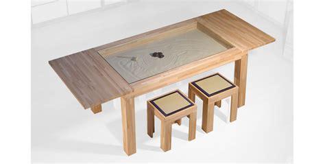 tavolo zen cinius tables et chaises meubles et compl 233 ments d