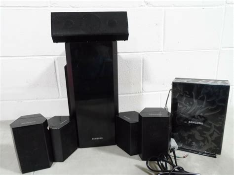 samsung ps hs  home theater speakers   ebay