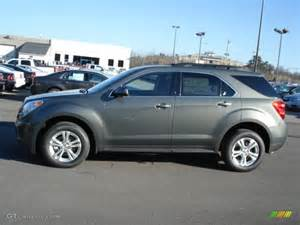Chevrolet Equinox Lt 2012 Steel Green Metallic 2012 Chevrolet Equinox Lt Awd