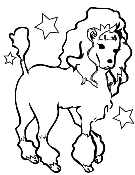 Puppy Coloring Sheet by Puppy Free Colouring Pages