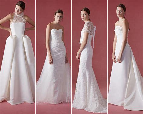 oscar de la renta bridal fall 2016 l elite bridal boutique oscar de la renta fall 2016 bridal collection fashionisers