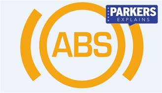 Abs Brake System Light On What Is Abs Anti Lock Braking System Parkers