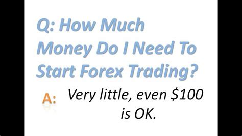 8 Who Would You Want To Start The New Year With by How Much Money Do I Need To Start Forex Trading