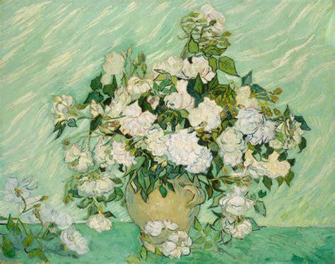 flaneur's gallery: van gogh's roses | blind flaneur