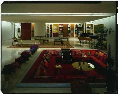 The Miller House by Eero Saarinen The Miller House Mid Century Home