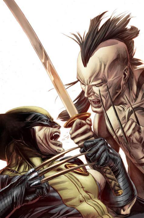 lobezno arma x kaine and venom vs wolverine and daken battles comic vine