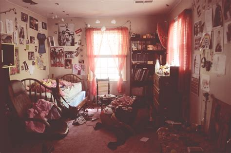 tumblr bedroom because mine no longer exists