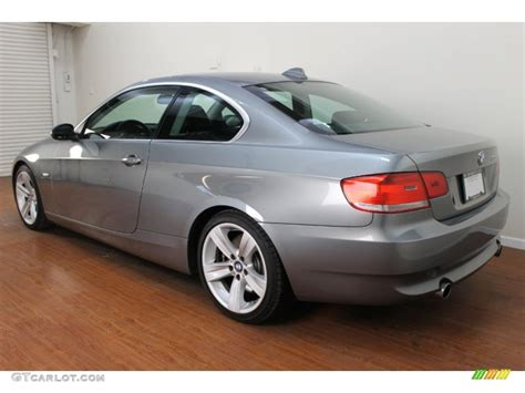2007 bmw 335i coupe space gray metallic 2007 bmw 3 series 335i coupe exterior