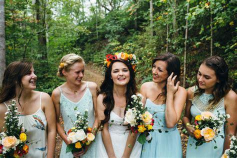 Id 877 Blue Flower Dress fiftyflowers boise id wedding florist