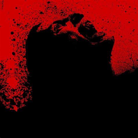 Black Blood wallpaper 1024x1024 30 days of black