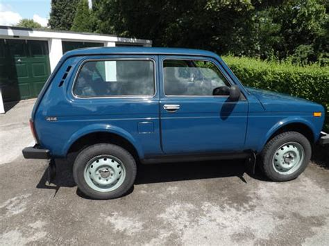lada a sale lada niva 4x4 sold 2011 on car and classic uk c652586