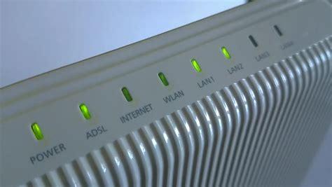 spectrum modem online light blinking blinking modem and router lights high definition footage