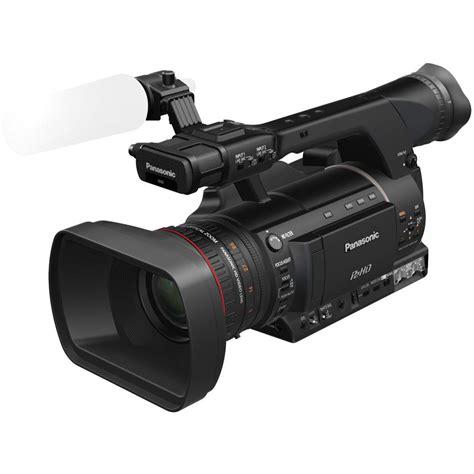 p2 panasonic panasonic ag hpx250 p2 hd handheld camcorder ag hpx250pj b h