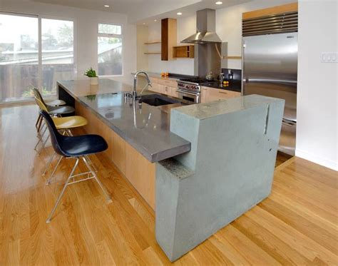 Concrete Countertops Bay Area 1000 images about concrete countertops kitchen islands and bar on decorative