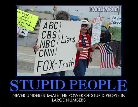 political memes fox news tea party patriots stupid