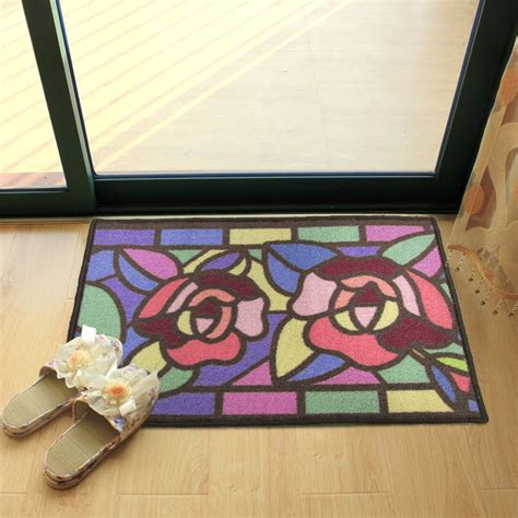 Popular Flower Bath Rugs Buy Cheap Flower Bath Rugs Lots Pretty Bathroom Rugs