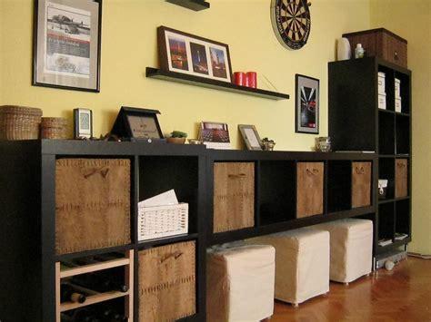 Craft Room Shelving - the bachelor s living room ikea hackers ikea hackers
