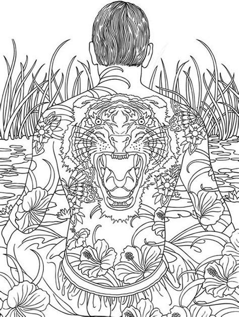 psychedelic elephant coloring pages trippy coloring pictures