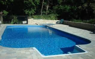 Small Backyard Inground Pool Design Pool Backyard Designs Wondeful Moden Style Concrete Fence Inground Swimming Pool Kits Design