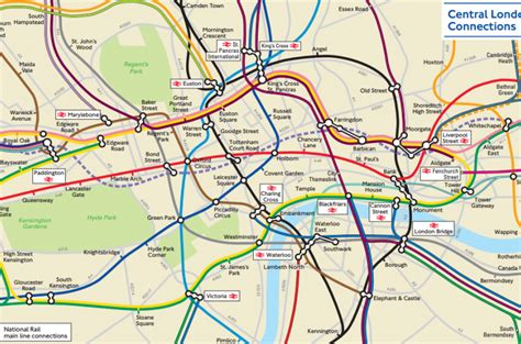 underground rail map tfl produce a geographically accurate and rail map
