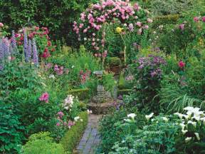 Cottage Garden Layout The Garden Of Earthly Delights On Cottage Gardens Cottage Garden Design And