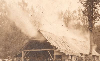 Itawamba Connections Sawmill Operation Early 1900s