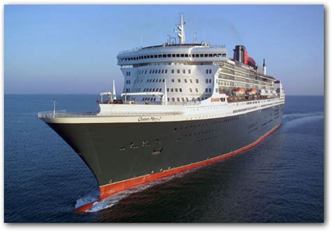 big boat videos cruise ship profiles cruise lines cunard