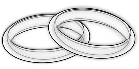 eheringe clipart gratis rings wedding bands 183 free vector graphic on pixabay