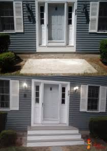 15 must see front door steps pins front steps front porch steps and brick porch