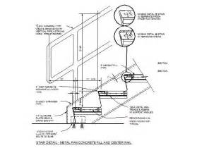 Stair Railing Detail by Metal Stair Cad Details Stairs Pinned By Www Modlar Com
