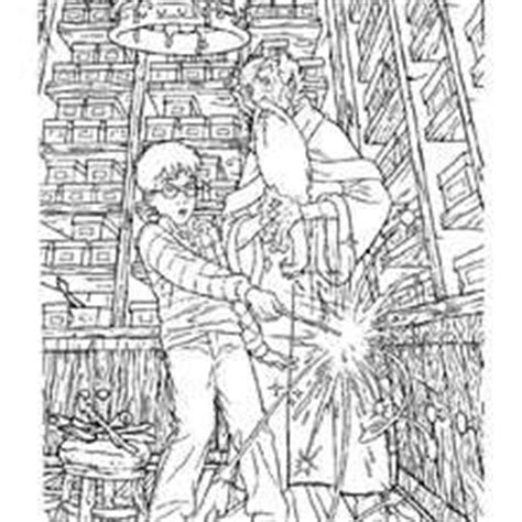harry potter coloring book for adults pdf harry potter coloring pages 33 harry potter