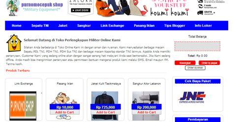 cara membuat blog toko online di wordpress cara membuat toko online di blogspot dengan mudah trick