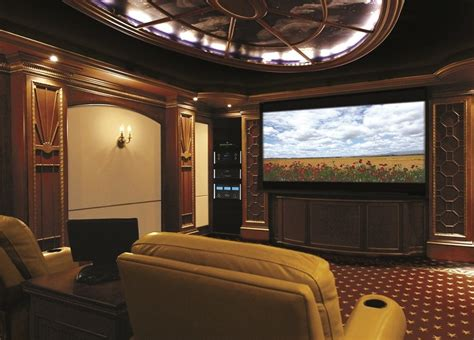 choosing the right home theater screen