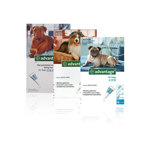 advantage flea treatment for dogs at low prices vet medic