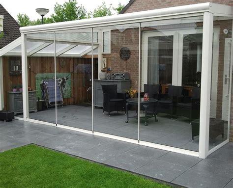 costo verande veranda completa con vetrate scorrevoli in vetro verande
