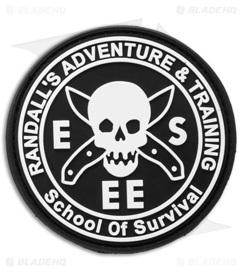 Rubber Patch My Trip My Adventure Emblem Velcro 1 esee knives 2 5 quot pvc hook velcro back patch blade hq