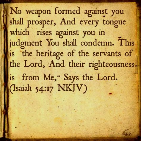 isaiah 54 17 tattoo 9 best images about isaiah 54 17 on the
