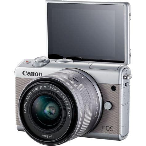 Kamera Canon Untuk Fotografi review canon m100 kamera mirrorless compact untuk pemula