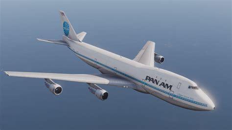 gta 5 air one boeing boeing 747 100 gta5 mods