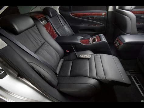 Lexus Ls 600h Interior Lexus Ls 600h L Interior Gallery Moibibiki 5
