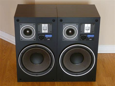 Speaker Jvc vintage jvc zero 2 bookshelf speakers for sale for
