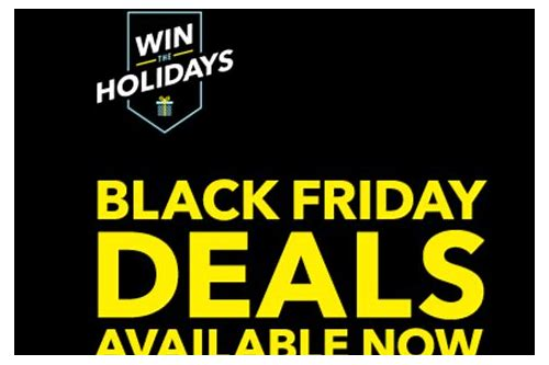 best black friday deals online right now