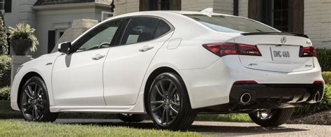 Tlx Exhaust Tips by 2018 Acura Tlx The Daily Drive Consumer Guide 174