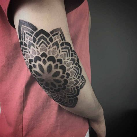 tattoo ideas elbow mandala best ideas gallery