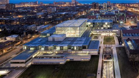 Of Chicago Booth School Of Business Mba Cost by Uchicago Architecture Rafael Vi 241 Oly On The Charles M