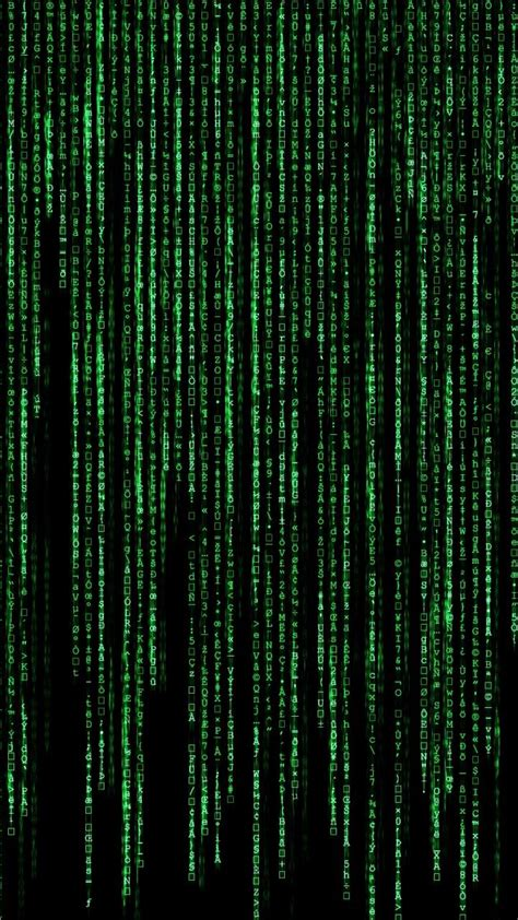 neo matrix  science fiction background wallpaper