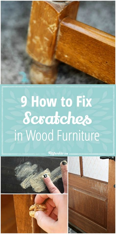How To Fix Scratches On Wood Furniture by 9 How To Fix Scratches In Wood Furniture Tip Junkie