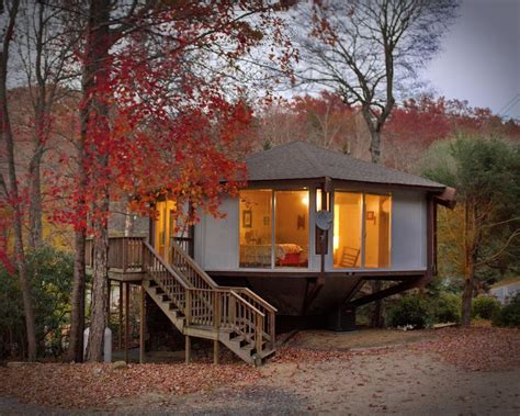 Roaring Fork Cabin Rentals by Switzerland Cottage Rental Stay In A Tree House