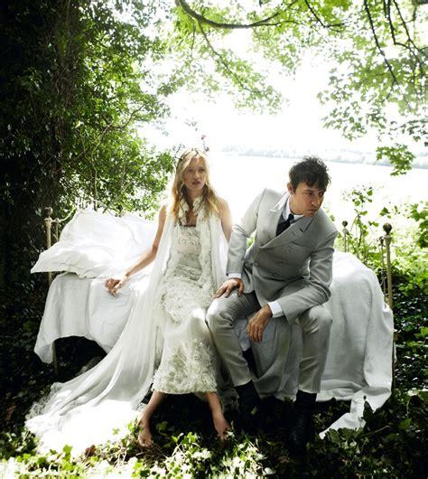 real gypsy wedding dresses vogue wedding style guide summer 2012 society wedding
