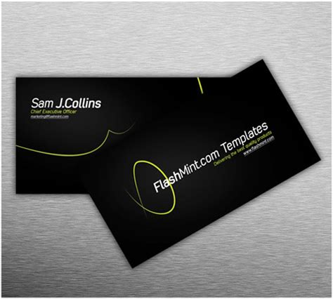 business card template adobe acrobat business card design collection of 20 great tutorials